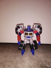 Transformers Reveal The Shield OPTIMUS PRIME RTS 2010 Missing Sword