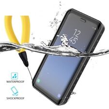 Clear 360 Full Protection Waterproof Case For Samsung Transparent Shockproof