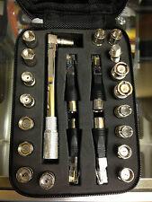 Cable Tester -BNC, RG-6, Phone & DATA - NEW - CTKIT Diamond