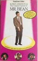 VHS Rowan Atkinson in The Unseen Upsets of Mr. Bean (1995) FSK oA