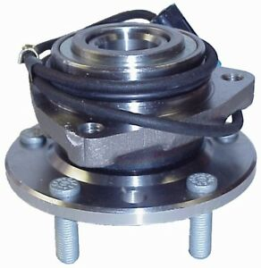 Wheel Bearing and Hub Assembly Front PTC PT513124