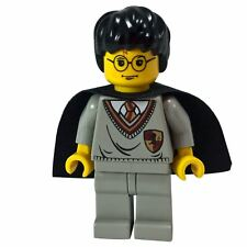 1 LEGO Minifigure Harry Potter Gryffindor Shield Torso,Black Cape with Stars