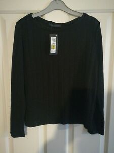 Marks And Spencer Jumper Size 12 Bnwt
