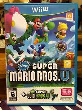 Nintendo Wii U Game New Super Mario Bros. U (Super Low Price!)