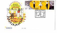 """Sobre Primer día España Bailes y Danzas Populares """" La Sardana"""" año 2009"""