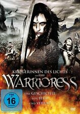 Warrioress - Kriegerinnen des Lichts - DVD NEU / OVP - Action Fantasy