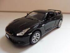 Nissan GT-R R35 Noir KINSMART 1/36 Diecast NEUF