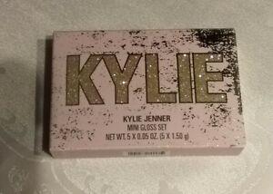KYLIE - Kylie Jenner Holiday Mini Gloss Set - 5 pc Set- NIB 🎄