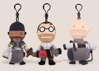 Team Fortress 1 2 Micro Plush Medic Demoman Heavy Stuffed Toy Bundle Pack
