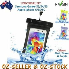 Plain Waterproof Cases, Covers & Skins for Samsung Galaxy S5