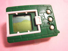 97' BANDAI DIGIMON DIGIVICE DIGITAL MONSTER GAME SOLID GREEN CASE ENGLISH *WORKS