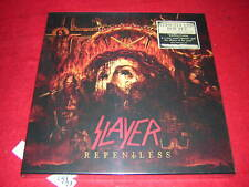 Slayer - Repentless Box, NB3553-5, Limited Edition Picture LP, CD, Poster, etc.