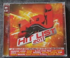 NRJ hit list 2011, jennifer lopez jessie adele shakira pitbull ect ...., 2CD