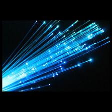 1x LED Fibre Optic Wand Fiber Flashing Colours Rave Festival Childrens Party
