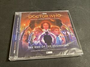 Big Finish Doctor Who audio 275 The End of the Beginning NEW