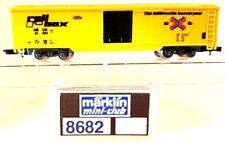 Z Scale Marklin Mini-Club 8682 Rail Box Car LNIB