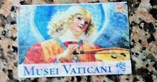Collezionisti TICKET BIGL. musei Vaticani VATICANO MUSEI-PUTTO ANGELO +