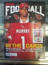 Beckett Football Card Monthly Price Guide July 2019 Kyler Murray Cover