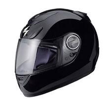 Scorpion EXO-750 Solid Street Motorcycle Helmet Gloss Black XSmall XS