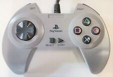 Ascii Asciiware 8100 Controller Game Pad Sony PlayStation PS1 TESTED