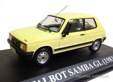 1/43 TALBOT SAMBA GL 1981  IXO ALTAYA DIECAST