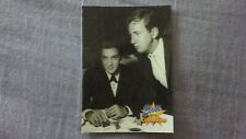 Elvis Presley Elvis And Bobby Darin Collectible Trading Card 1992