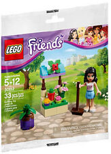LEGO 30112 - Friends - Emma's Flower Stand - Poly Bag Set