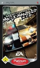 PLAYSTATION SONY PSP NEED FOR SPEED MOST WANTED guterzust.