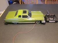 1/10 New Bright Snoop Dogg 1974 Cadillac Deville Lowrider R/C Car With Hydro