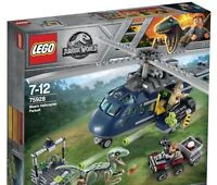 LEGO 75928 Jurassic World Blue's Helicopter Pursuit (BRAND NEW SEALED)