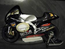 Motos miniatures noirs Aprilia