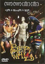 Bourbon Whiz DVD Liars Beggars Beer oh my Wizard OZ musical New Orleans NEW DVD