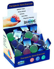 Medbasix, Inc. Squeezums Therapeutic Hand Exerciser Display(36 pcs)