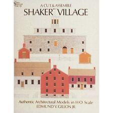 Shaker Village - Paperback NEW Gillon, Edmund  1988-06-15