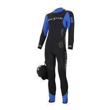 Aqua Lung Men's Diving Suit 5.5 MM Balance Comfort With Back Zip