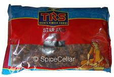 Star Anise / Badian - Whole Spice - 500g Bag - TRS