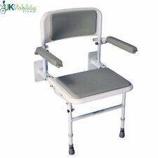Aidapt Solo Deluxe Padded Foldable Shower Seat VB535