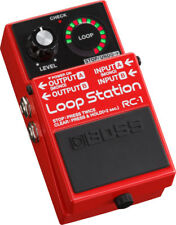 BOSS RC-1 / Loop Station BRAND NEW Guitar Effect Pedal w/ FREE PICK