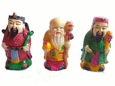 Feng Shui Luk Fuk sau Trinity of Deities - Fengshui Remedies & Product