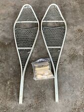 New listing Us Military Surplus Magnesium Snowshoes w/Bindings Lightweight