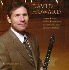 David Howard, Clarinet. Yarlung Records, New Music