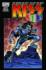 KISS KIDS #1 SUBSCRIPTION VARIANT NEW 2013 NEAR MINT IDW COMICS