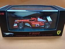 Hot Wheels 1/43 Elite F2002 Schumacher Canada GP-150 Ferrari Victory