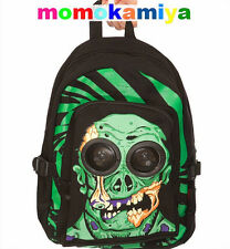 LIVING DEAD SOULS JAWBREAKER SPEAKER BACKPACK WORK ON IPHONE IPAD ZOMBIE BGA3578