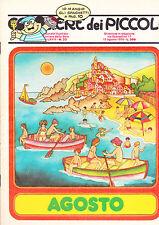 CORRIERE DEI PICCOLI 1976  NR.33 YOGHI E BUBU - MIO MAO -GIANCONIGLIO -BILBOLBUL