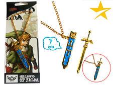 Colgante Link espada master sword legend of zelda