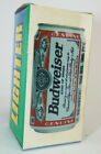 NOS 1980's BUDWEISER Can Shaped Lighter with flashing disco lights AND opener!!