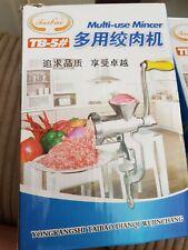 Taibao Multi-use  manual Mincer