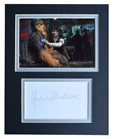 Harriet Walter Signed Autograph 10x8 photo display Star Wars Film AFTAL & COA