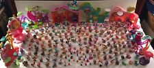 Huge Littlest Pet Shop Lot with Playsets and Accessories! 200+ Figures!